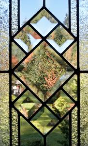 Bevelled Glass